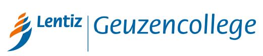 lentiz geuzencollege vlaardingen logo